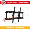 Khung Treo Tivi Nghiêng Tâm Việt Từ 50 Inch Đến 59 Inch N55-1