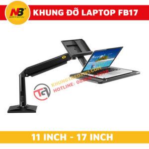 Khung Đỡ Laptop Nhập Khẩu NB-FB17-1