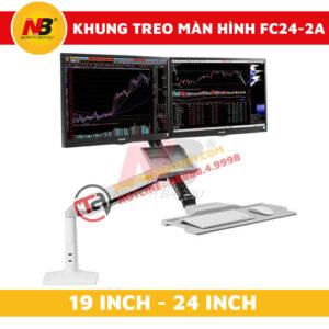 Khung Treo Màn Hình Nhập Khẩu NB-FC24-2A-2