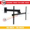 Khung Treo Tivi Góc Xoay Tâm Việt Từ 50 Inch Đến 59 Inch X55-1