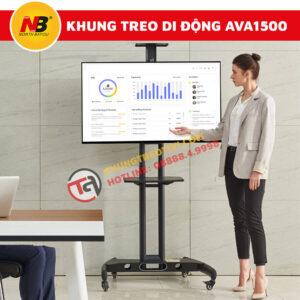 Khung Treo Tivi Nhập Khẩu Di Động NB-AVA1500-60-1P-6