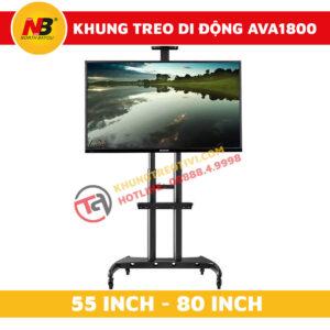 Khung Treo Tivi Nhập Khẩu Di Động NB-AVA1800-70-1P-1