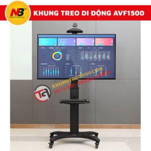Khung Treo Tivi Nhập Khẩu Di Động NB-AVF1500-50-1P-2