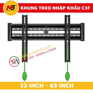 Khung Treo Tivi Nhập Khẩu NB-C3F-1