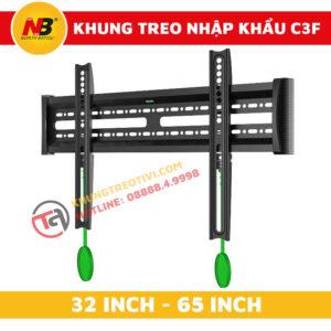 Khung Treo Tivi Nhập Khẩu NB-C3F-2