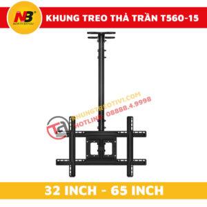 Khung Treo Tivi Nhập Khẩu Thả Trần NB-T560-15-1