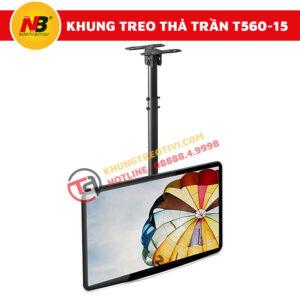 Khung Treo Tivi Nhập Khẩu Thả Trần NB-T560-15-2