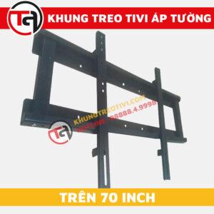Khung Treo Tivi Áp TườngTâm Việt Trên 70 Inch K75-1