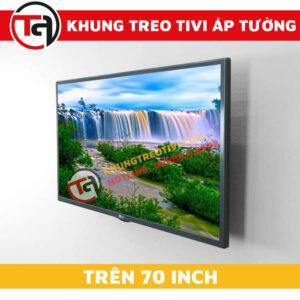 Khung Treo Tivi Áp TườngTâm Việt Trên 70 Inch K75-2