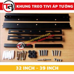 Khung Treo Tivi Áp Tường Tâm Việt Từ 32 Inch Đến 39 Inch K32 -2