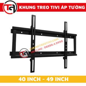 Khung Treo Tivi Áp Tường Tâm Việt Từ 40 Inch Đến 49 Inch K42-1
