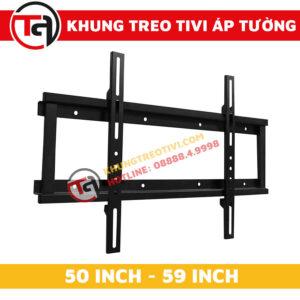 Khung Treo Tivi Áp Tường Tâm Việt Từ 50 Inch Đến 59 Inch K55-1